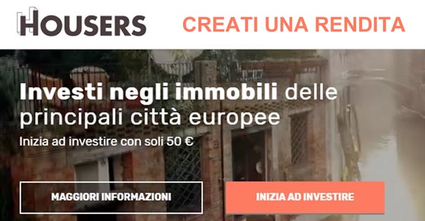 INVESTI IN IMMOBILI ALL'ESTERO