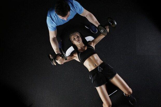 personal trainer e wellness coach