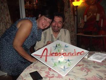 Alex trasferirsi a vivere a Gran Canaria