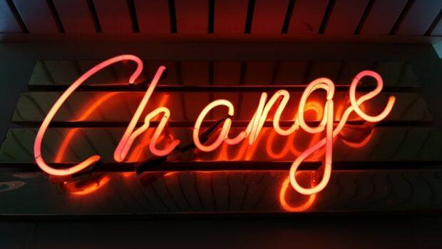 Cambiamento di vita