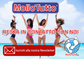 Resta in contatto newsletter MOLLOTUTTO 350