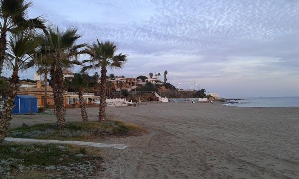 Alberto Vivere lavorare a Malaga