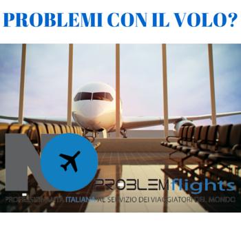 PROBLEMI CON ILVOLO- RIMBORSO VOLO