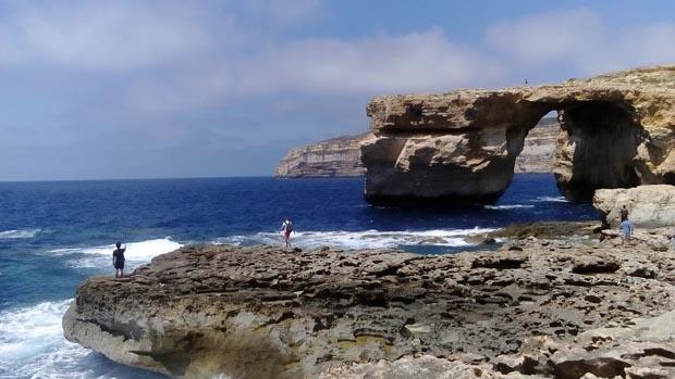 Gabriella vivere a Gozo trasferirsi a Gozo lavorare a Gozo 4