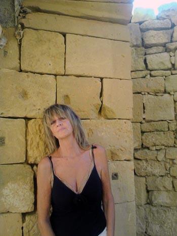 Gabriella vivere a Gozo trasferirsi a Gozo lavorare a Gozo 7