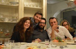 FRANCESCO FERRARI – GIRO DEL MONDO CON FINALE D'AMORE IN ISRAELE