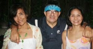 ROSSANO FAUSTO VIVERE A MANILA NELLE FILIPPINE 3party