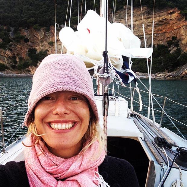 il libro di Marianna De Micheli Centovetrine e Centoboline navigatrice solitaria 3