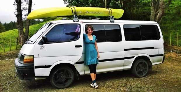 Stefania Conte giro del mondo viaggiare da sola