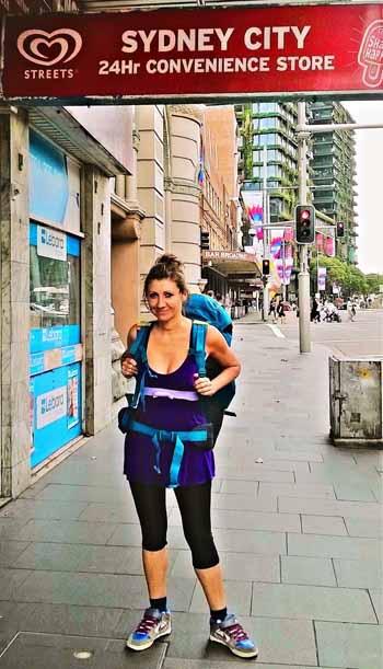 Stefania Conte giro del mondo viaggiare da sola 5