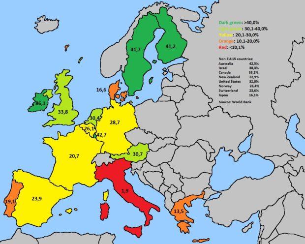 crescita-del-PIL-mappa