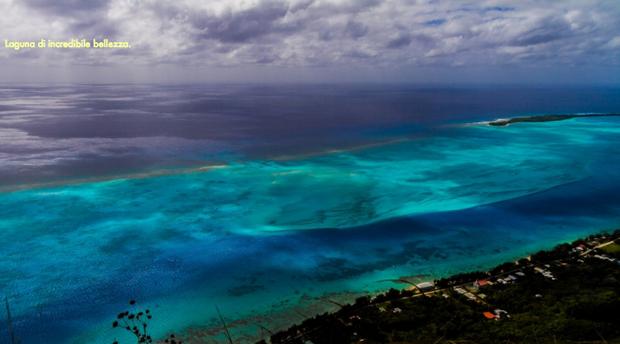 HEIVA A RAIVAVAE isola polinesia