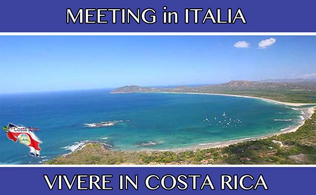 meeting Italia - Vivere in Costa Rica
