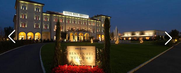 SAVOIA HOTEL REGENCY Via del Pilastro 2 – 40127 Bologna