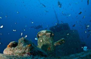 diving center Malta