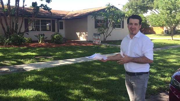 Vanni Valente investire in Florida in immobili