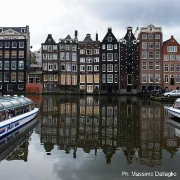 vivere in Olanda Amsterdam