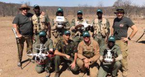 Luca Vercesi anti braconaggio renger Namibia Sud Africa