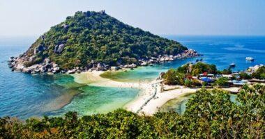 Isola Thailandia Koh Tao