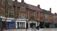 Kettering_-_shops_on_Market_Street