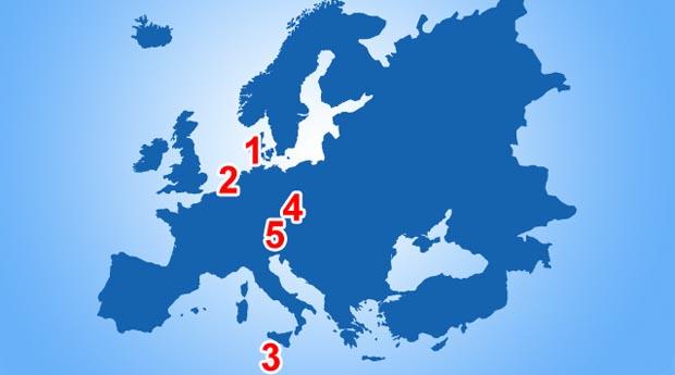 5 paesi che offrono ottime opportunità per giovani in cerca di lavoro estero