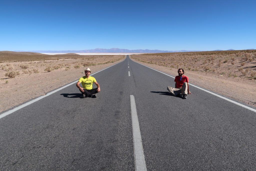 Due amici, due vite, un solo sogno: fare il giro del mondo