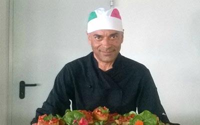 Maurizio Chef Romano in giro per il mondo