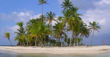 arcipelago di Panama e le isole San Blas