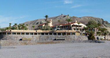 hotel più caldo del mondo Furnace Creek Resort Death Valley