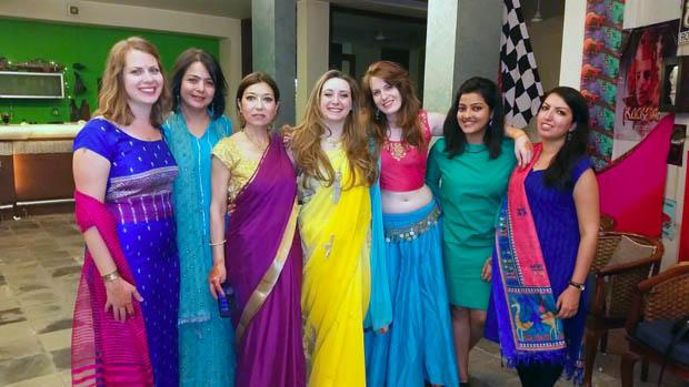 Susanna Trasferirsi a vivere e lavorare in India 2