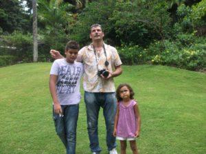 Ciro Tramontano si è trasferito a vivere alle Seychelles