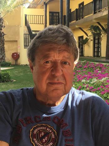 Giovanni Palmieri in pensione in Senegal 2