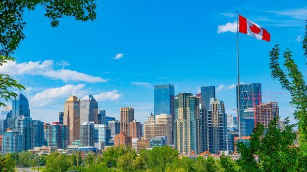 lavorare e vivere in Canada
