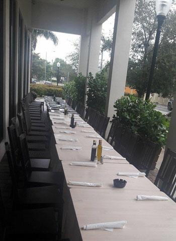 ristorante italiano a Miami