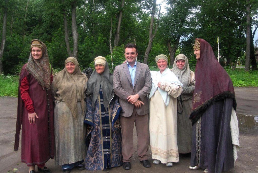 vivere in Russia lavoro insegnante, traduttore e interprete a Mosca