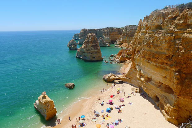 trasferirsi in Algarve