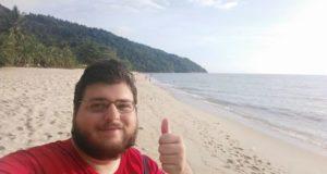 Marco Caggiano Uno dei primi Nomadi Digitali in Italia