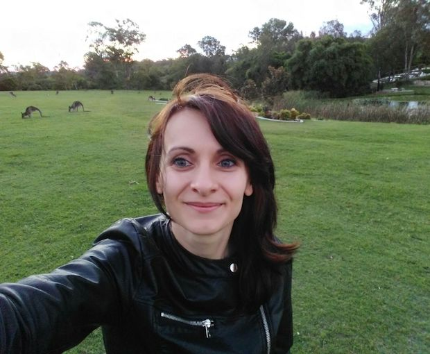 Jolanda ha realizzato il suo sogno di andare a lavorare in Australia