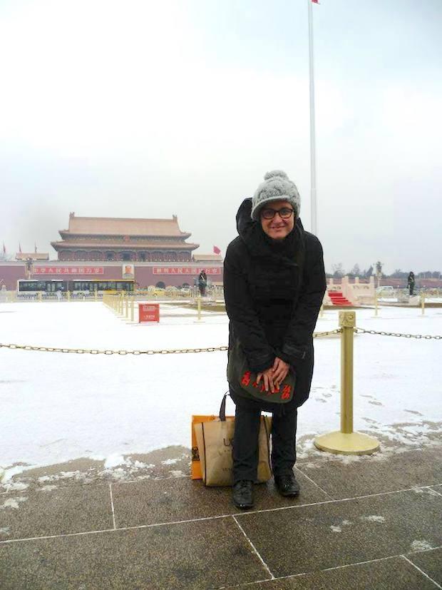 Chiara Angelini ha scelto una vita di viaggio e lavoro in giro per il Mondo