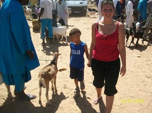 vivere in Senegal Daniela