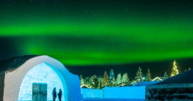 Icehotel hotel di ghiaccio 2