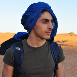 Sandro Rabat: l'importanza di viaggiare