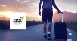"""Bando di selezione per la partecipazione al progetto """"GET IN EUROPE Green Economy Traineeships in Europe"""""""