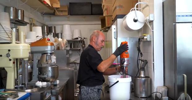 artigiano gelatiere indipendente