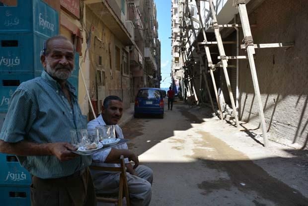 Egitto visto da una giovane ragazza italo egiziana una realtà parallela