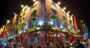 internship a Dublino