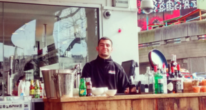 Fare il Bar Manager in Inghilterra