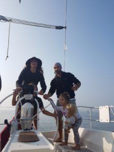 Mollare Tutto per vivere in barca a vela ed esplorare il mondo con tutta la famiglia