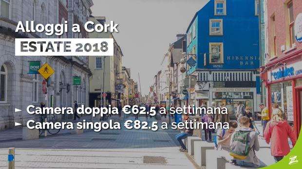 Cork: una città per mille opportunità in Irlanda