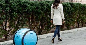 Piaggio ha creato GITA, la valigia robot